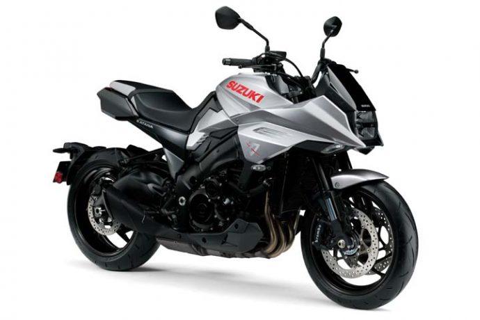 Suzuki Katana 2020