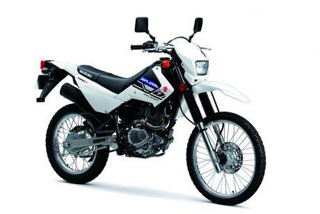 Suzuki DR200S 2019