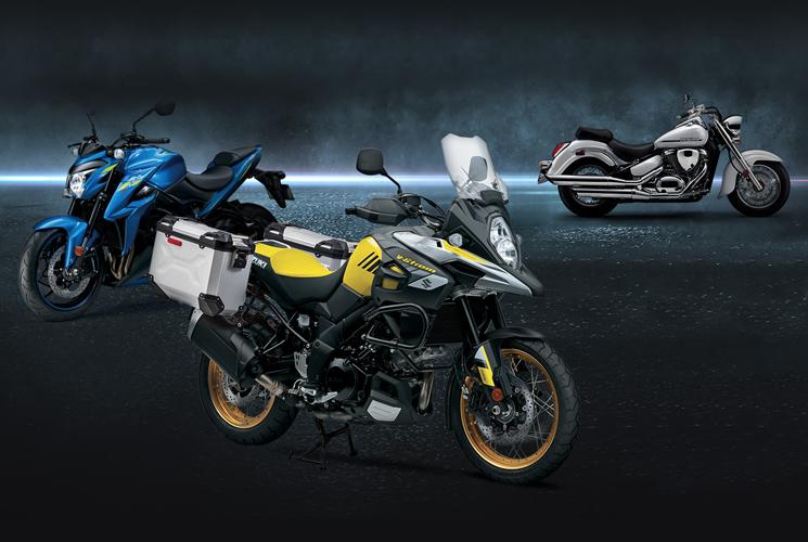 Devenez le maitre des routes avec la nouvelle moto Katana de Suzuki