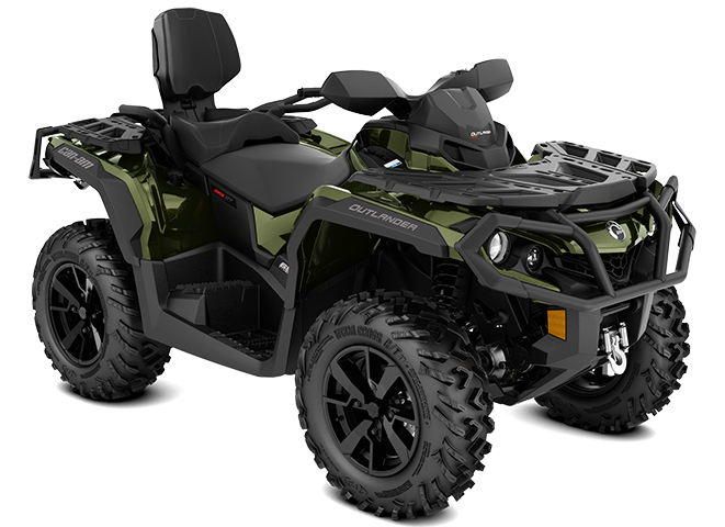 Can-Am OUTLANDER MAX XT 2021