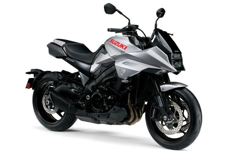 Suzuki KATANA 2021