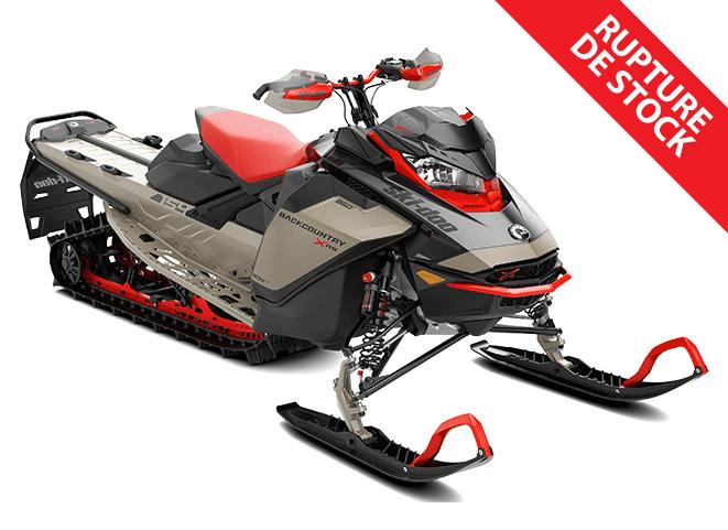 Ski-Doo Backcountry X-RS 2022