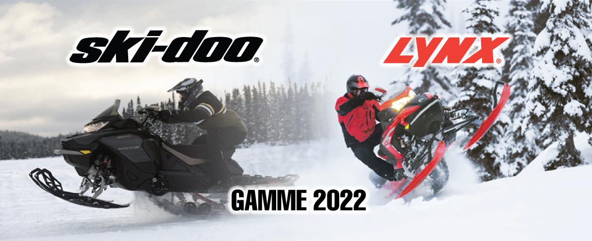 Ski-Doo Lynx 2022