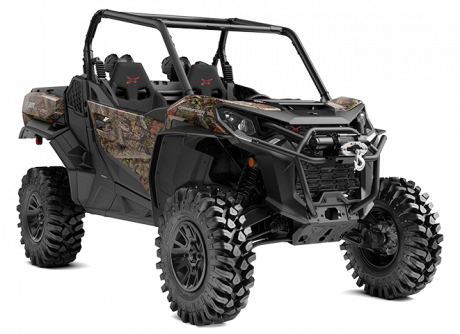 Can-Am COMMANDER X MR CAMOUFLAGE-MOSSY-OAK-BREAK-UP-COUNTRY 2022