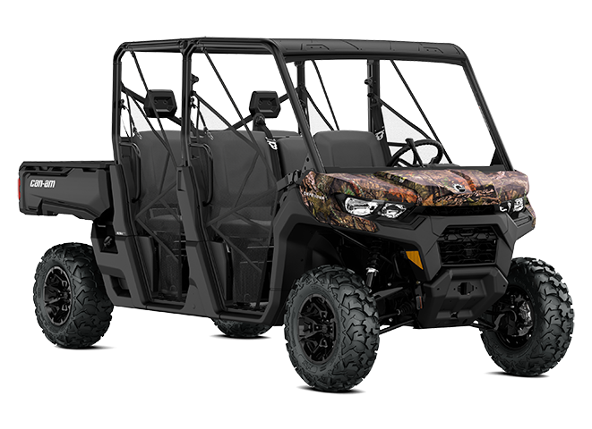 Can-Am DEFENDER MAX DPS CAMOUFLAGE-MOSSY-OAK-BREAK-UP-COUNTRY 2022