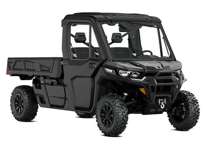 Can-Am DEFENDER PRO LIMITED GRIS-PIERRE 2022